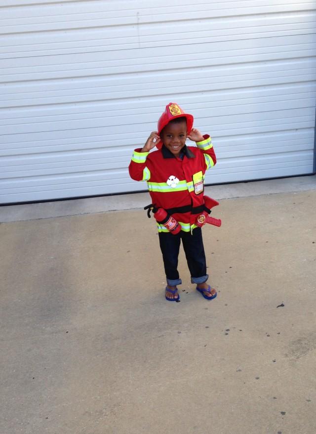 Fireman Liam